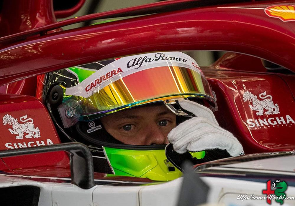 Mick Schumacher To Make F1 Practice Debut With Alfa Romeo Www Alfaromeoworld Com